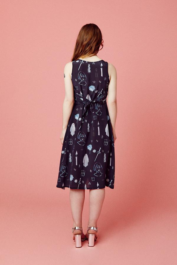 Samantha Pleet Lisa's Nightfall Dress - Premonition