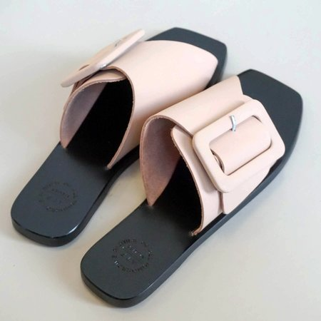 ATP Atelier Ceci Vacchetta Slides - Blush Pink
