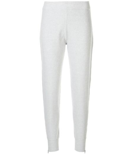 Duffy Ribbed Jogger - Mist