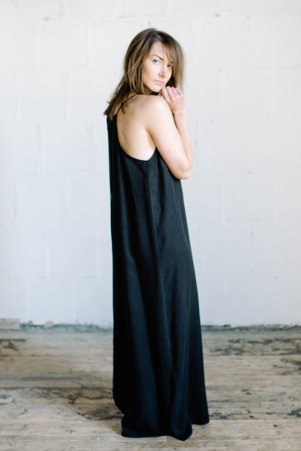 Kiki Dress - Black