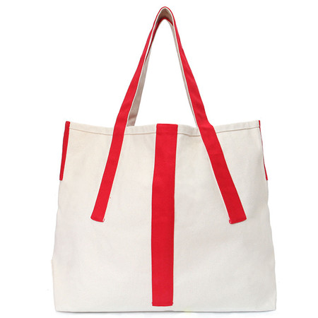 Slow and Steady Wins the Race Boat Tote Bag 1 in Red