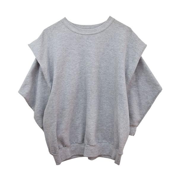 Funnel Shoulder in Grey