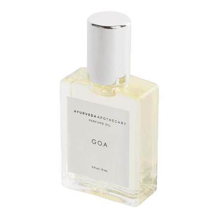 Yoke Ayurveda Apothecary Goa  Perfume Oil