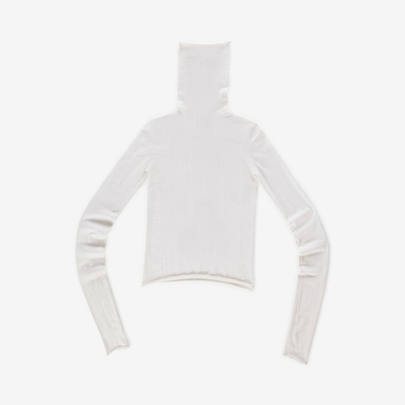 Extreme Cashmere Under Sweater - Cream