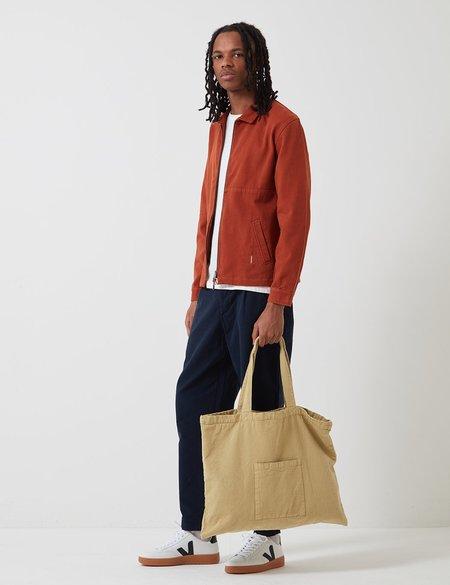 Folk Clothing Folk Tote Bag - Dark Fawn