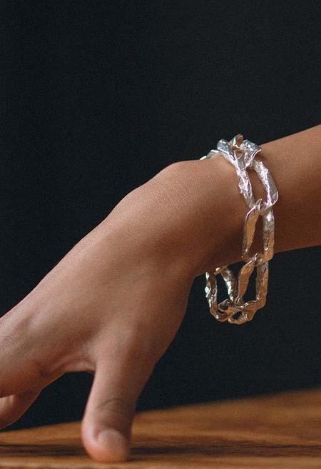 FARIS Terra Chain Bracelet - Sterling Silver