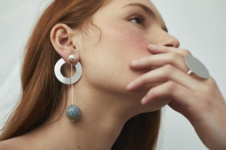 YUUN Aphelion Earring Set