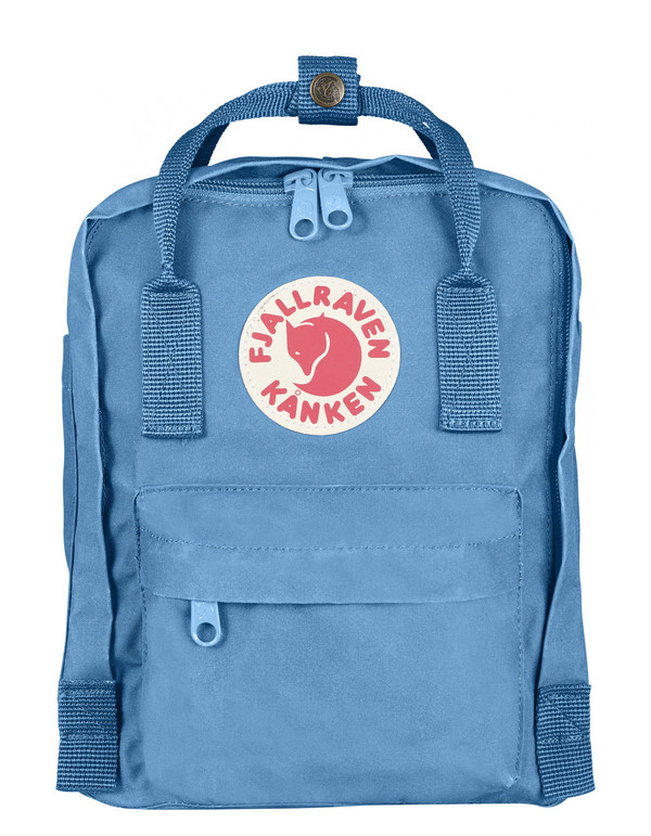Fjallraven Kanken Mini Backpack Air Blue