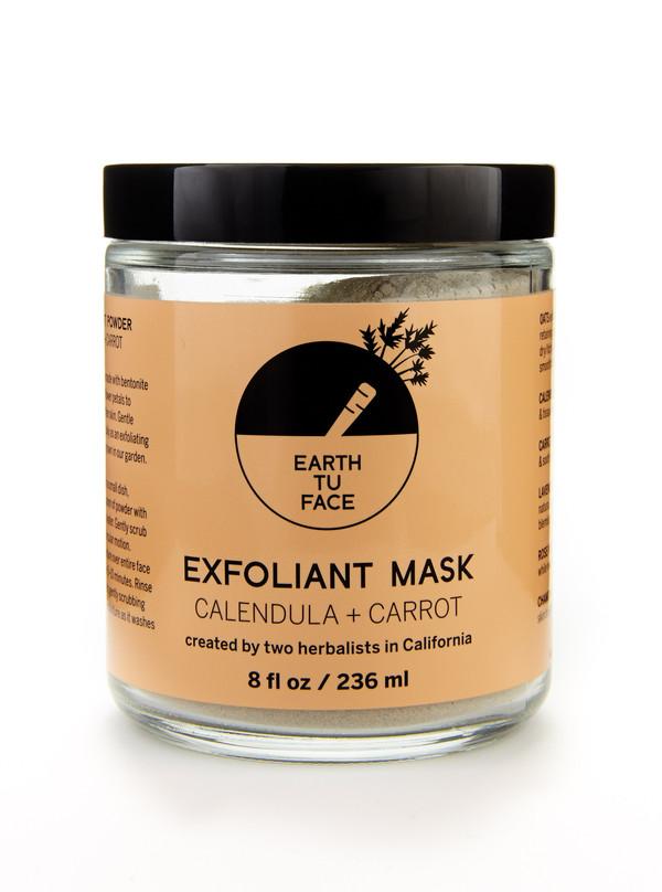 Earth Tu Face - Exfoliant Powder Mask