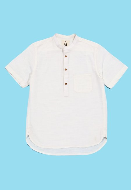New Market Goods Comilla Popover Shirt
