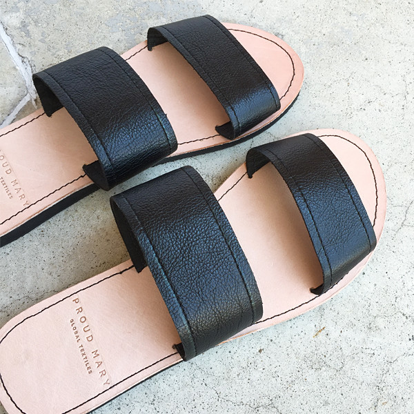 Proud Mary - Two Strap Sandal