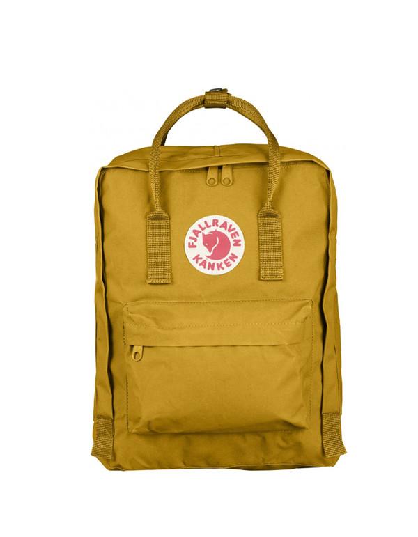 Fjallraven Kanken Backpack Ochre