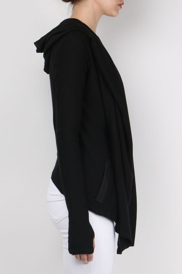 Nesh Luxe Hooded Wrap