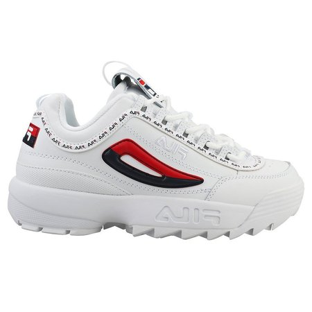 FILA Disruptor 2 Premium Repeat - White