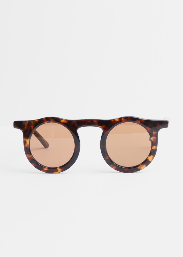 Carla Colour Lind Sunglasses in Hawksbill+Sandstorm