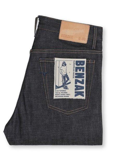 Benzak B-03 Tapered Kojima Selvedge Jeans