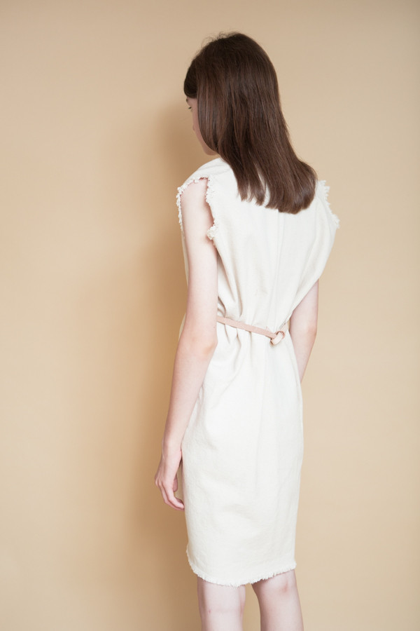 Miranda Bennett Tribute Dress / Natural