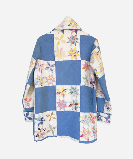 COATZ Savannah Coat - Blue