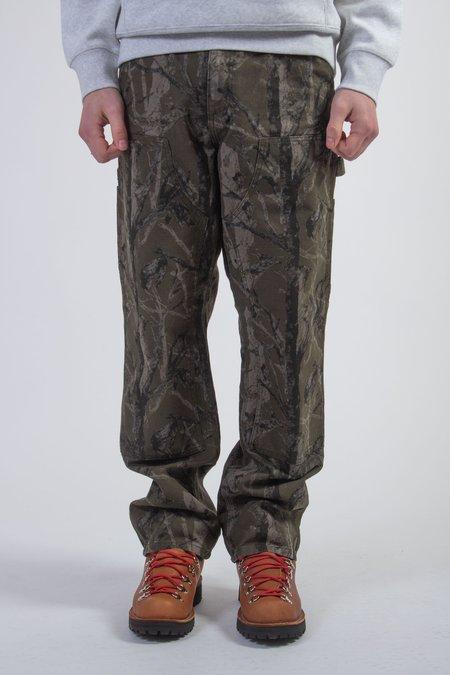 CARHARTT WIP Double Knee Pant - Tree Camo