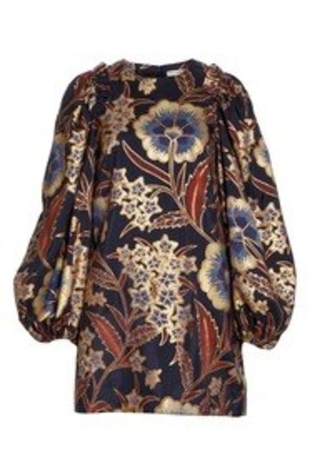 Ulla Johnson Claudine dress - midnight