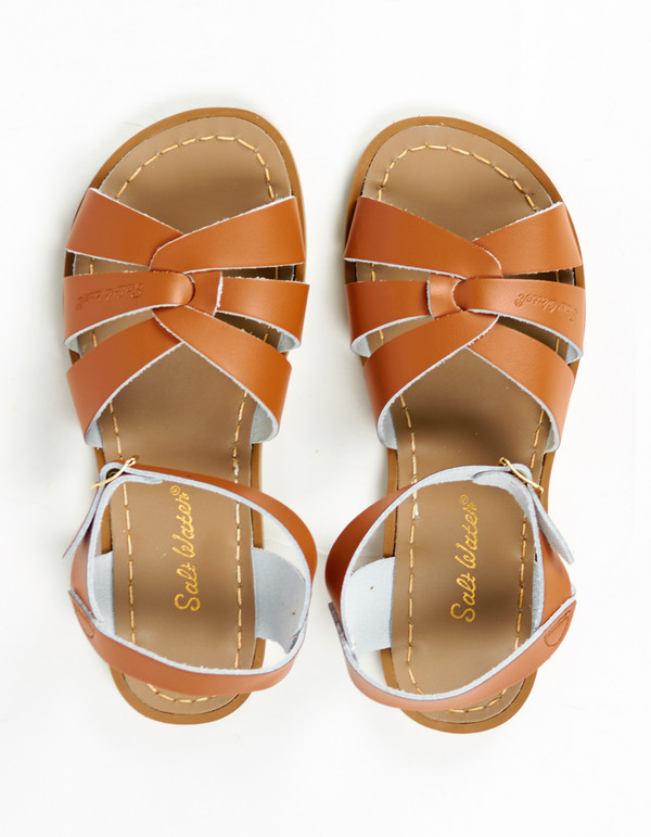 Salt Water Sandals The Original Tan