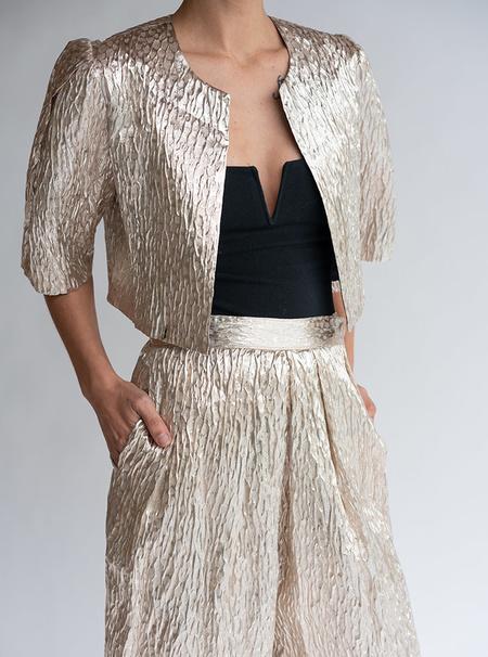 Rachel Comey Bemba Jacket - Champagne