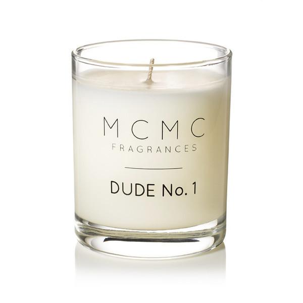 MCMC Fragrances Dude No. 1 candle