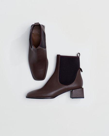 LOQ Ottavia Boots - Cocoa