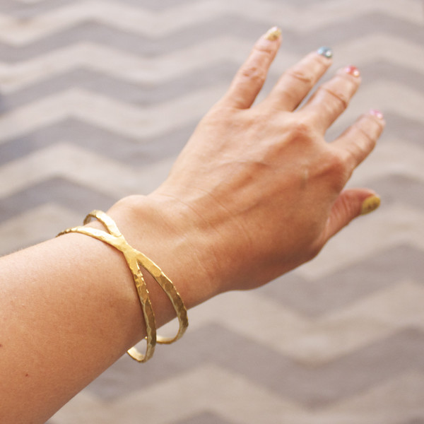 Nettie Kent Jewelry Kiva bangle