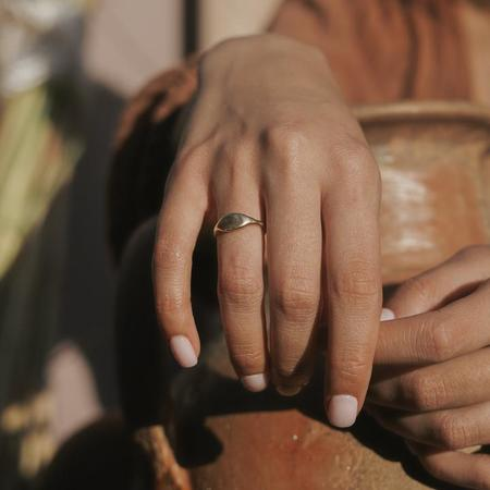 Amanda Hunt Cassandra Ring - Bronze