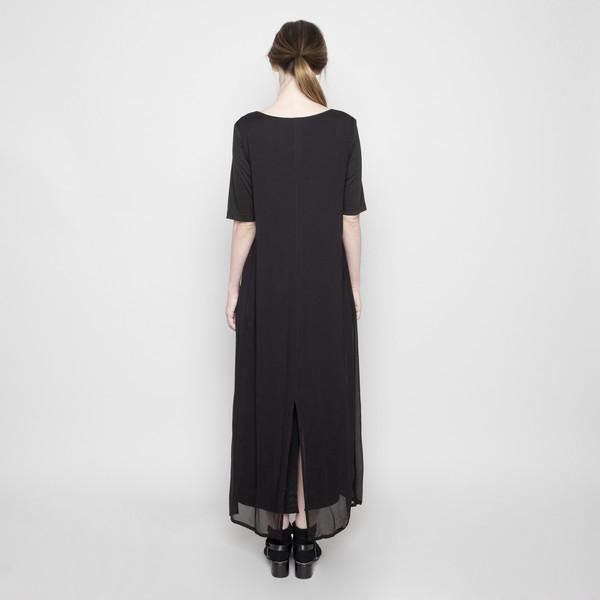 7115 by Szeki Layered T-Shirt Maxi FW16