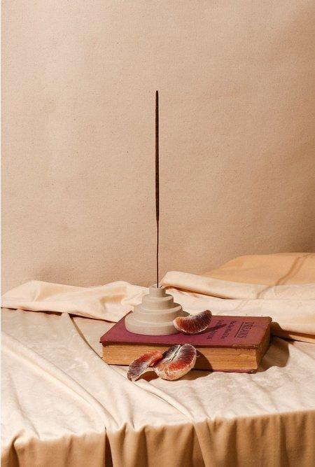 Yield Meso Incense Holder - Tan