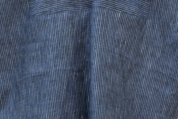 pietsie Sayulita Shirt in Slate Blue Stripe