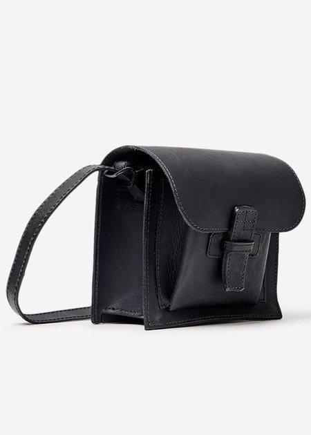 Agnes Baddoo Sac .5 Crossbody Bag - Black