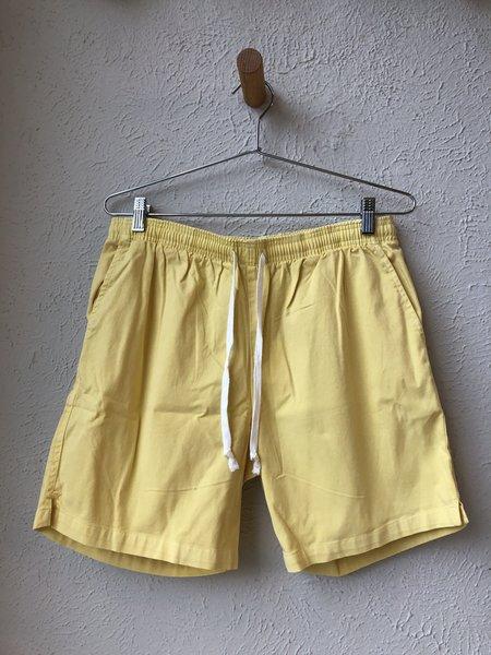 Sunshine Blues Shorts - Dusty Citron