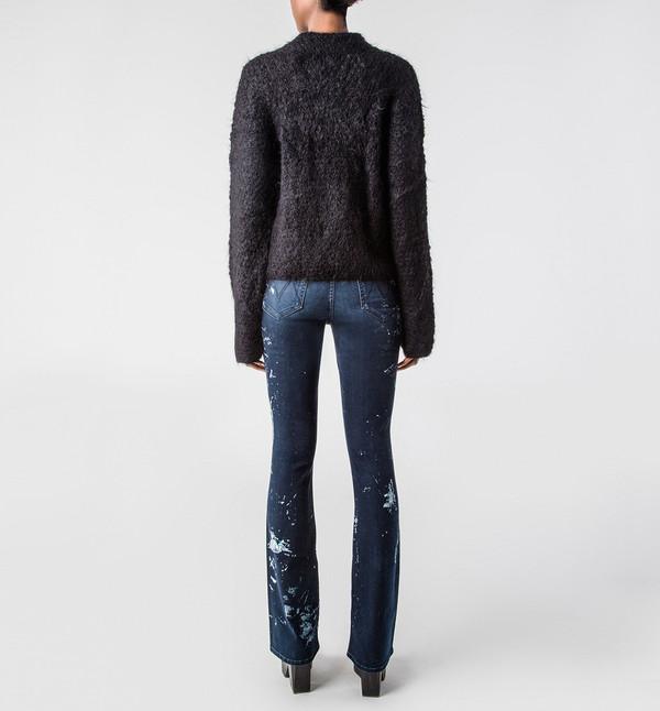 VOZ Black Turtleneck Sweater