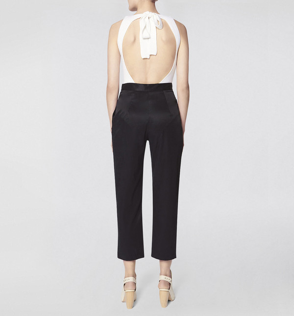 Ryan Roche Bodysuit Chalk