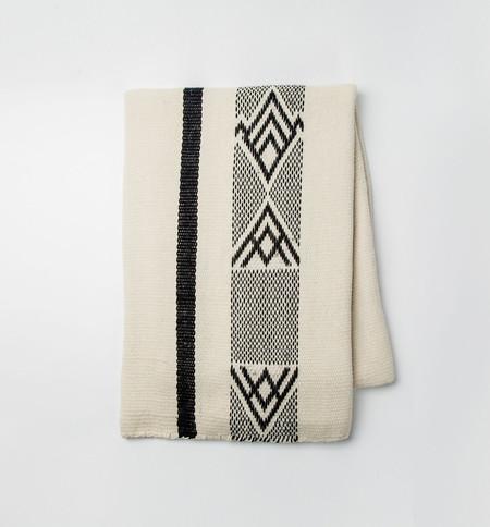 VOZ Diagonal Wrap Ivory