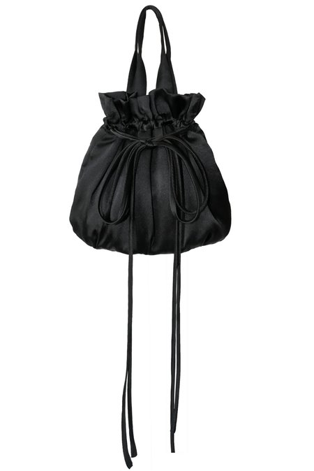 LOCLAIRE Moray Mini Bag - Black