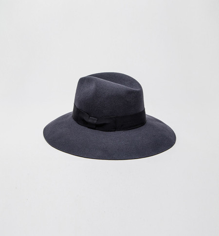 Prymal Felt Shade Hat Charcoal
