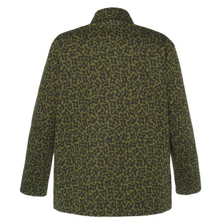 Marni Printed Cotton/Twill Jacket - Camo