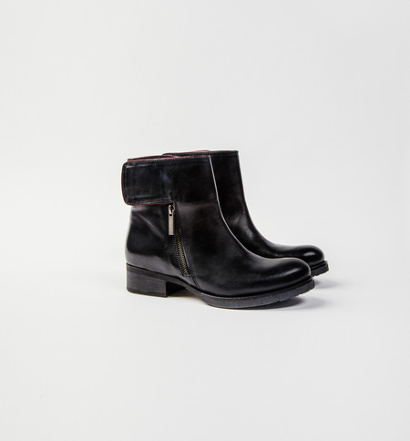 Colette Sol USA James Biker Boot Black