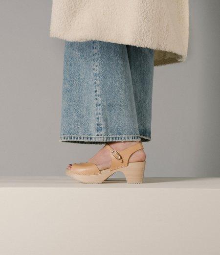 ZUZII FOOTWEAR Willa clogs - Natural