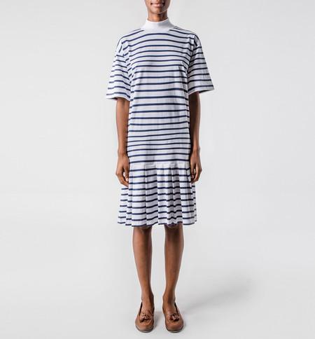 Kowtow Raku Dress Stripe