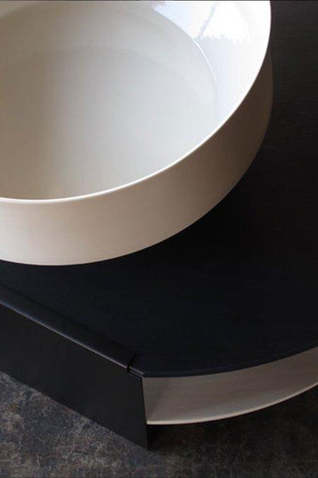 Materia Designs Cirque Vessel - Ivory