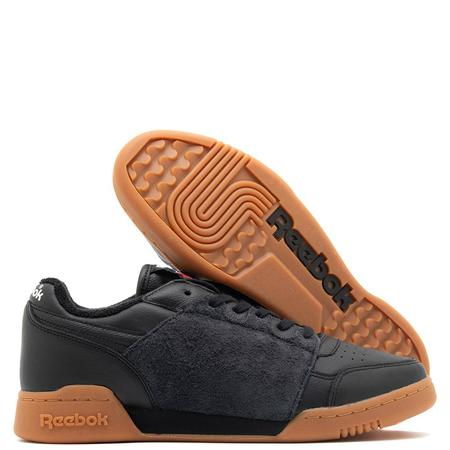 Reebok x Nepenthes Workout Plus Sneaker - Black/Gum