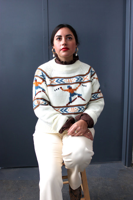 The Same But Different Vintage Sweater