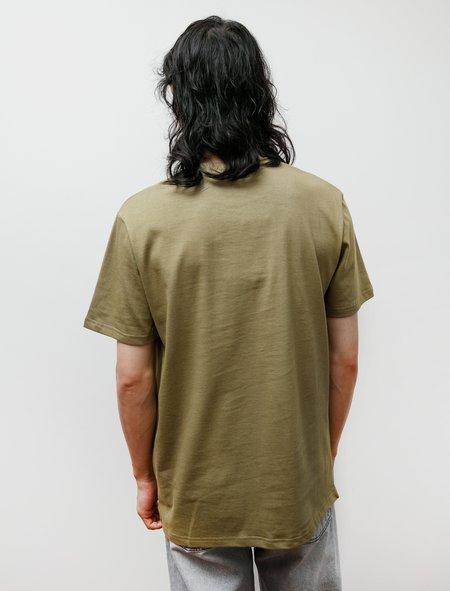 Sefr Clin Short Sleeve Tee - Herb Green