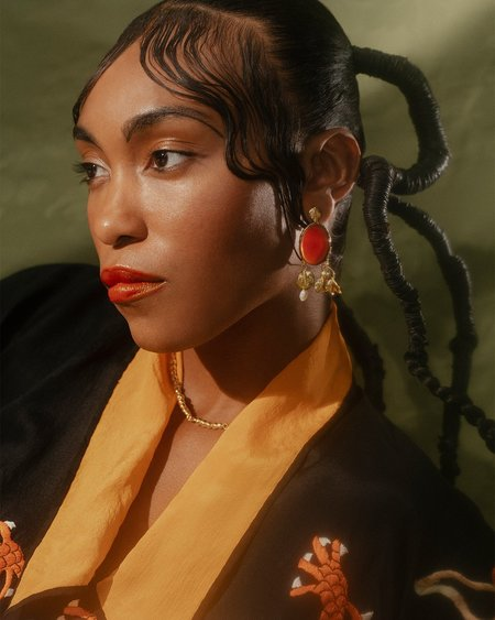 Ora-C Louisette Earrings