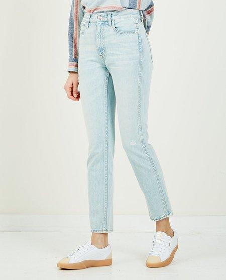 SLVRLAKE Virginia Slim Jeans - Love Song